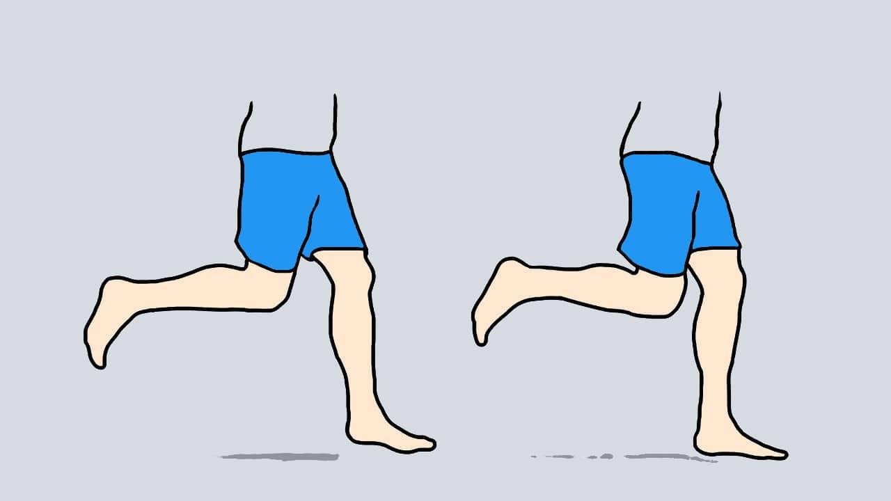 Can Barefoot Running Fix Flat Feet