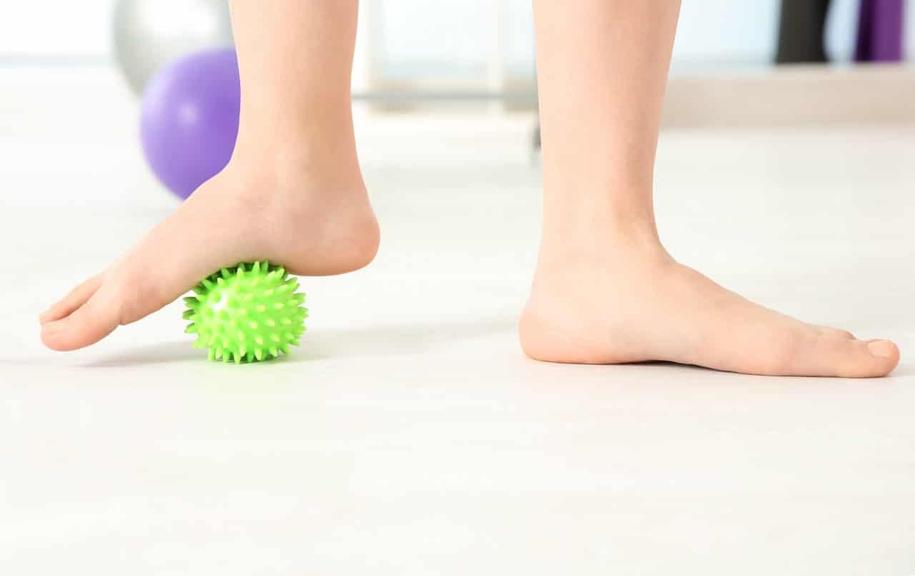 Exercises for Flat Feet - Fix Flat Feet